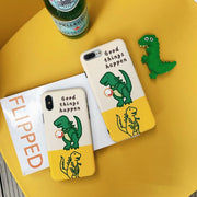 Cute Cartoon Dinosaur Phone Case