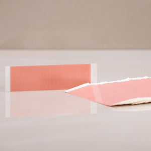 Red High Tack Tape - Strip