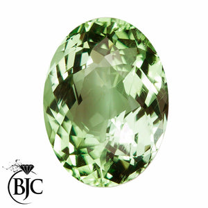Natural Oval Cut Mined Grey Light Green Tourmaline Loose AAA+ Quality Cut