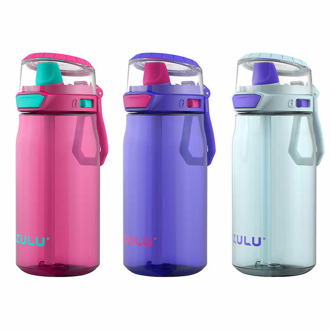 Girls Water Bottle (16 oz)