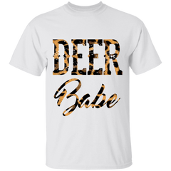 Deer Babe Unisex Tee - Unisex T-Shirts | Dolls Does Collective