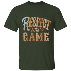 Respect The Game T-Shirts - Men's T-Shirts | Dolls Does Collective