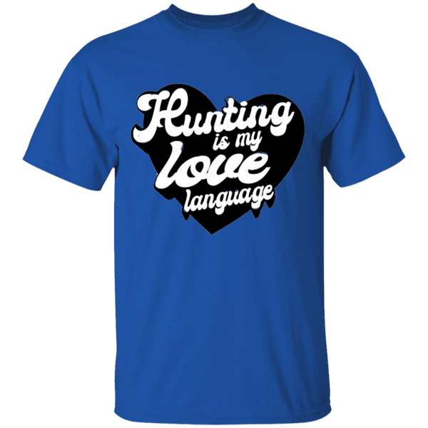 Love Language Short Sleeve Tee