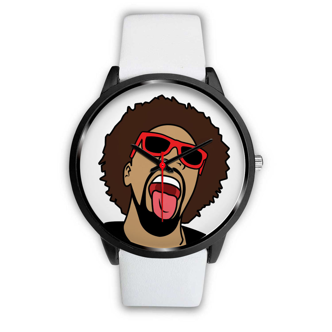 The Mr. Heatcam White Out Watch