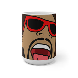 The Mr. Heatcam Mug (vintage blowup)