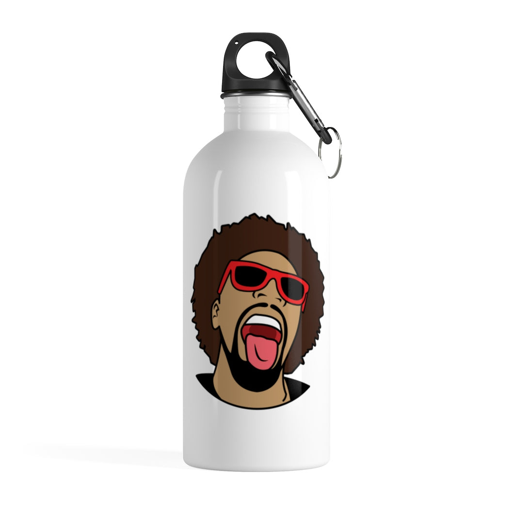 Mr. Heatcam Stainless Steel Water Bottle