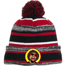 Load image into Gallery viewer, Mr.Heatcam Striped Beanie