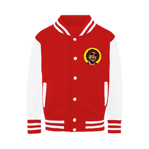 Mr.Heatcam (Vintage) Varsity Jacket