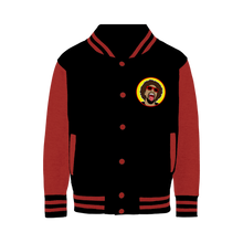 Load image into Gallery viewer, Mr.Heatcam (Vintage) Varsity Jacket