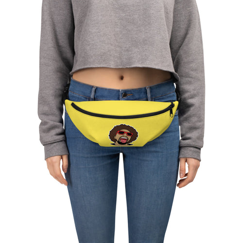 The Mr. Heatcam Fanny Pack (yellow)