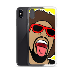 Mr. Heatcam iPhone Case