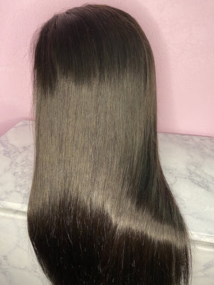Mink Straight Full Lace Wig