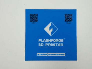 Flashforge Finder / New Finder Feuille de surface de construction