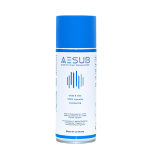 Spray Matifiant AESUB Blue 400mL pour scan 3D
