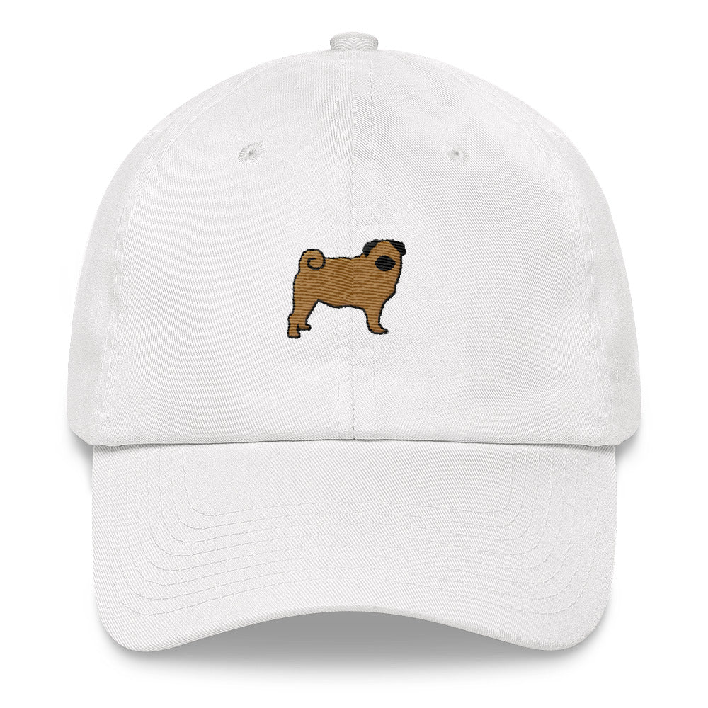 3647b7089 ... Load image into Gallery viewer, Pug Dad hat