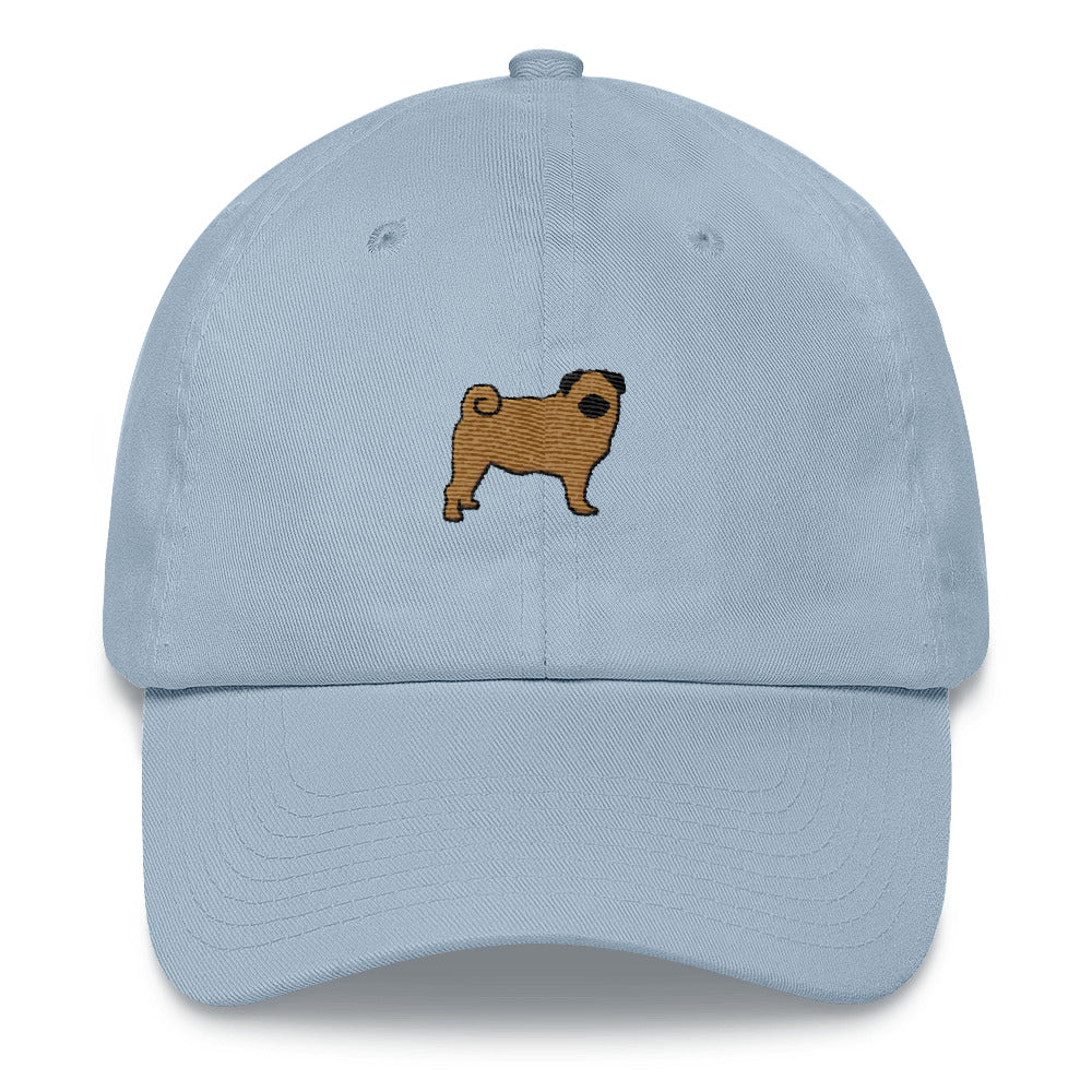 7b7d4b7c3 Load image into Gallery viewer, Pug Dad hat ...