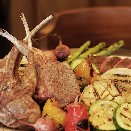 Le Boeuf Meat Platter (1,100gr - ideal for 2 – 4) - Recommended