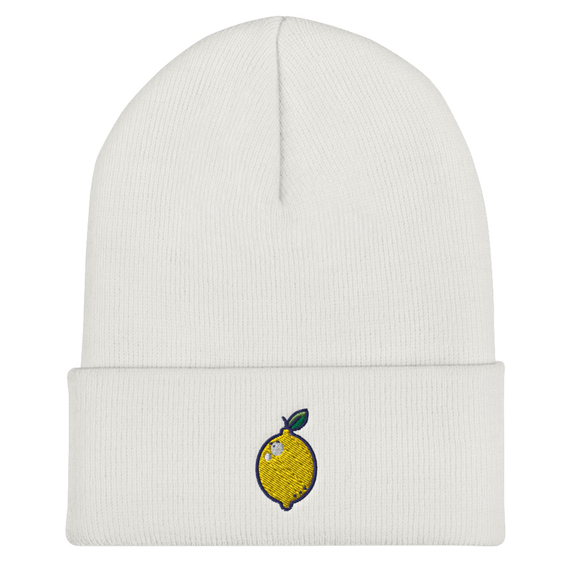Lemon Beanie | CityCaps.Co