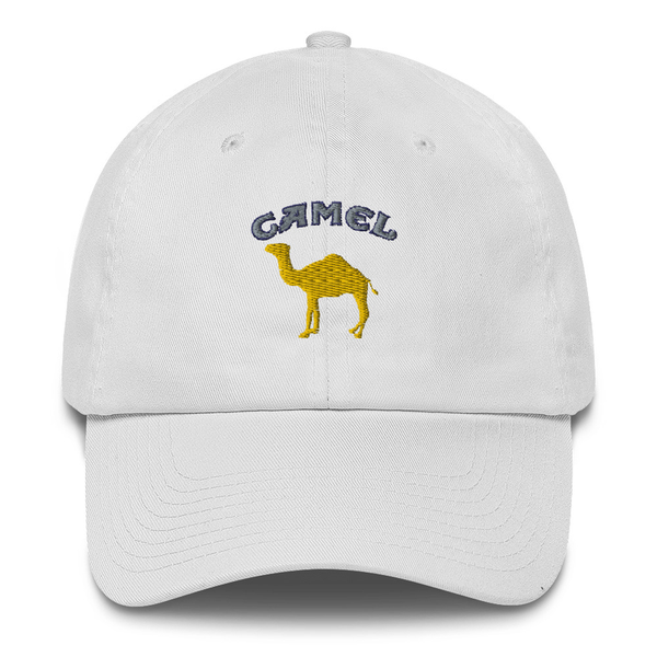 Camel Cigarettes Vintage Tobacco Dad Hat