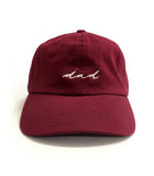 Hat That Says Dad Dad Hat | CityCaps.Co