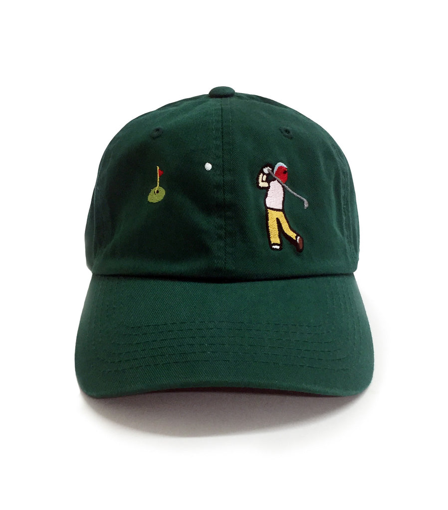 Golf Swing Dad Hat | CityCaps.Co