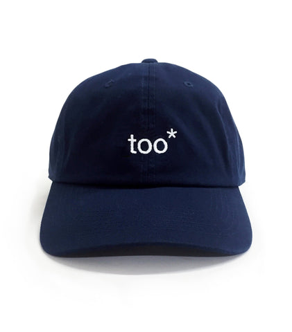 Too* Dad Hat | CityCaps.Co