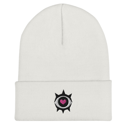 Nasukichan Heart Eye Beanie | CityCaps.Co