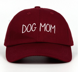 Dog Mom Dad Hat | CityCaps.Co