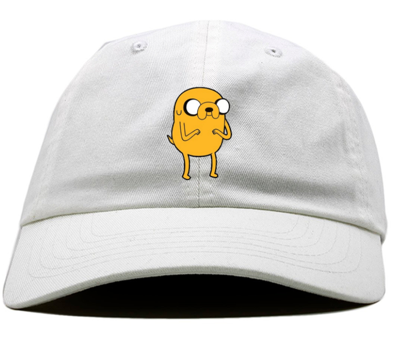Jake The Dog Dad Hat | CityCaps.Co