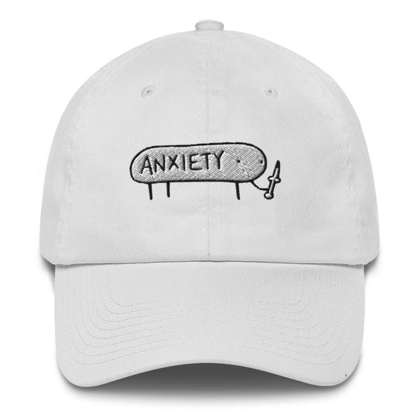 Anxiety Dad Hat | CityCaps.Co