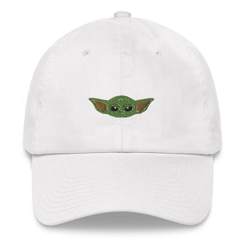 Baby Yoda The Child Star Wars Dad Hat | CityCaps.Co