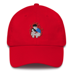Beisme08 Fiery Love Dad Hat | CityCaps.Co