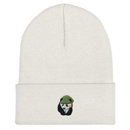 Bite Size Comics Panda Beanie | CityCaps.Co