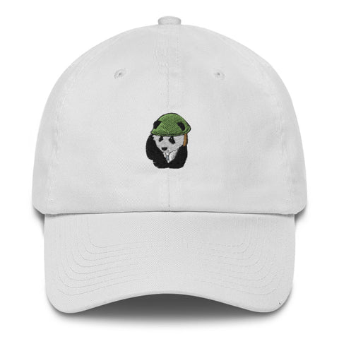 Bite Size Comics Panda Dad Hat | CityCaps.Co
