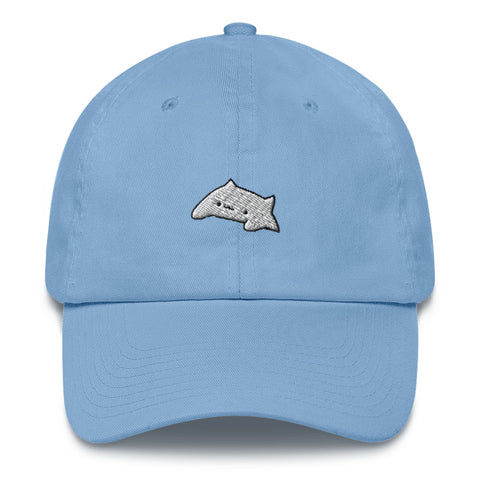 Bongo Cat Dad Hat | CityCaps.Co