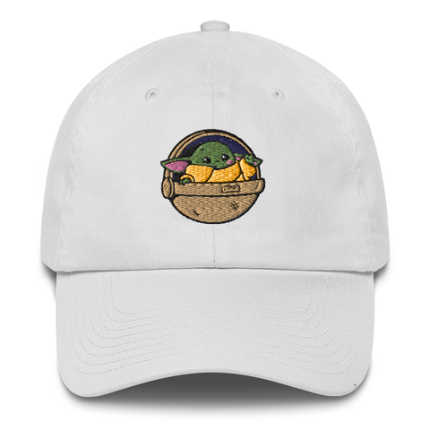 Carlos Puentes Design Dad Hat | CityCaps.Co