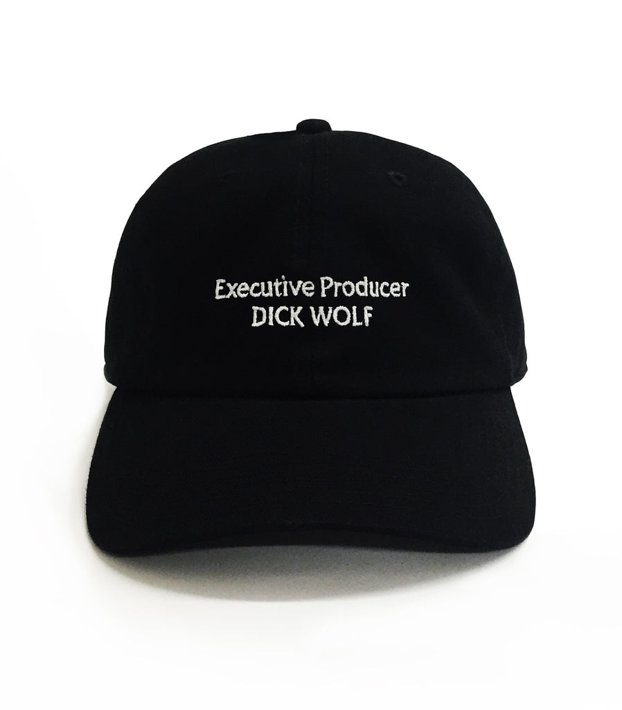 Executive Producer Dick Wolf Dad Hat | CityCaps.Co
