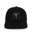 Don't Be A Square Dad Hat | CityCaps.Co
