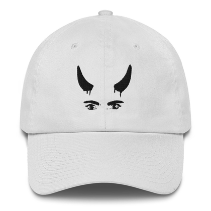 ElleHell Horns Dad Hat | CityCaps.Co