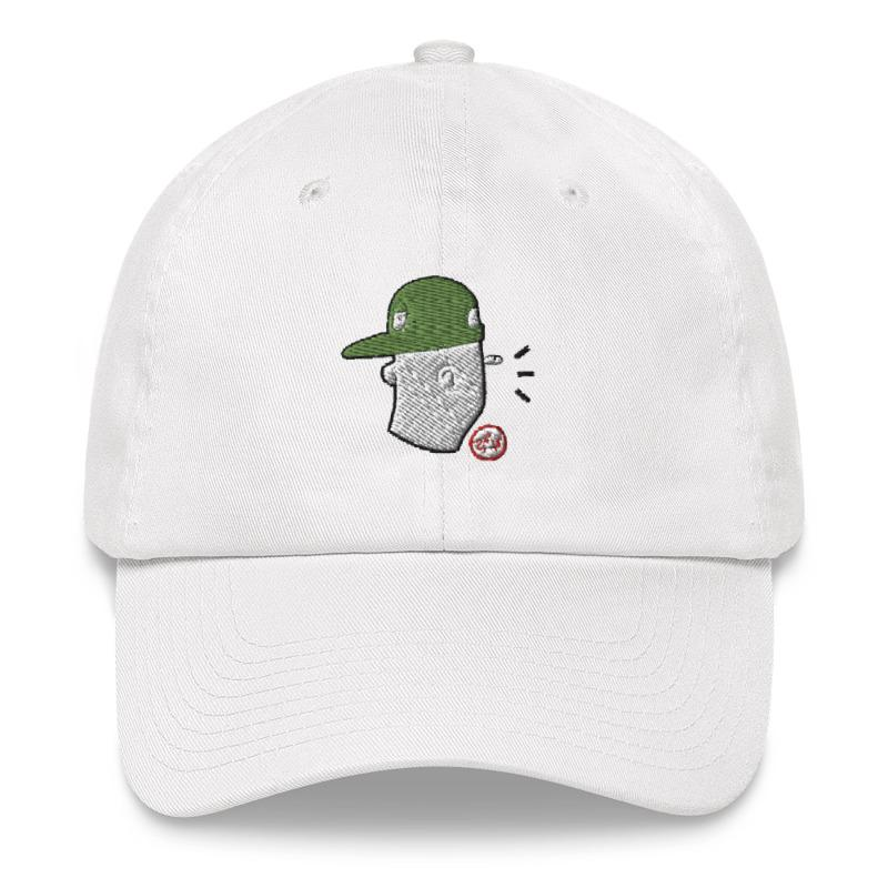 Extra Fabulous Comics Backwards Dad Hat | CityCaps.Co