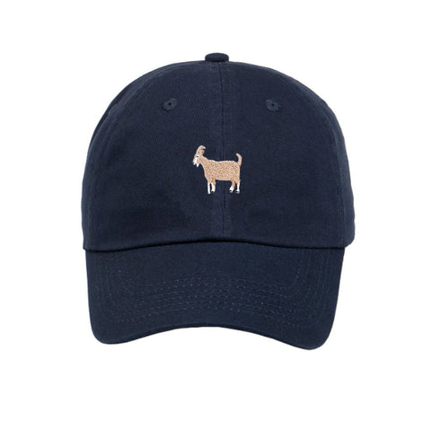 GOAT Greatest Of All Time Dad Hat | CityCaps.Co