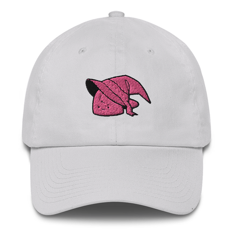 HurisuArt Witch Blob Dad Hat | CityCaps.Co