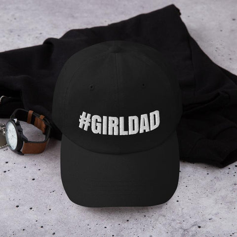 Girl Dad Dad Hat