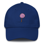 Infinipop Comics Lollypop Dad Hat | CityCaps.Co
