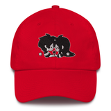 Kaimanelin Star Love Dad Hat | CityCaps.Co