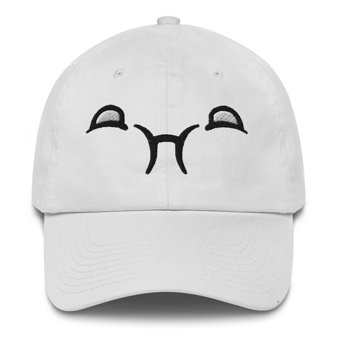 LOLNEIN Hold Your Breath Dad Hat | CityCaps.Co