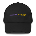 Mamba Forever Kobe Bryant 24 Dad Hat | CityCaps.Co