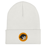 Meowvian Orange Girl Beanie | CityCaps.Co