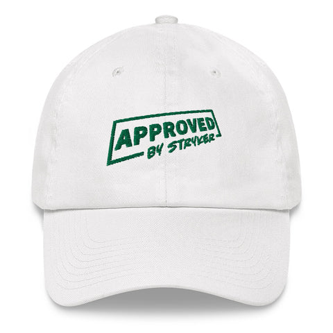 Approved By Stryker Dad Hat | CityCaps.Co
