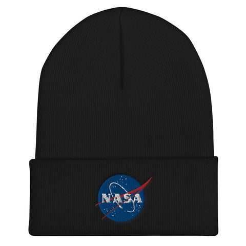 NASA Beanie | CityCaps.Co